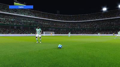 PES 2020 Stadium Benito Villamarín