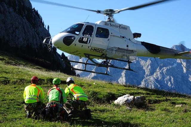 Esercito CNSAS addestramento Dolomiti