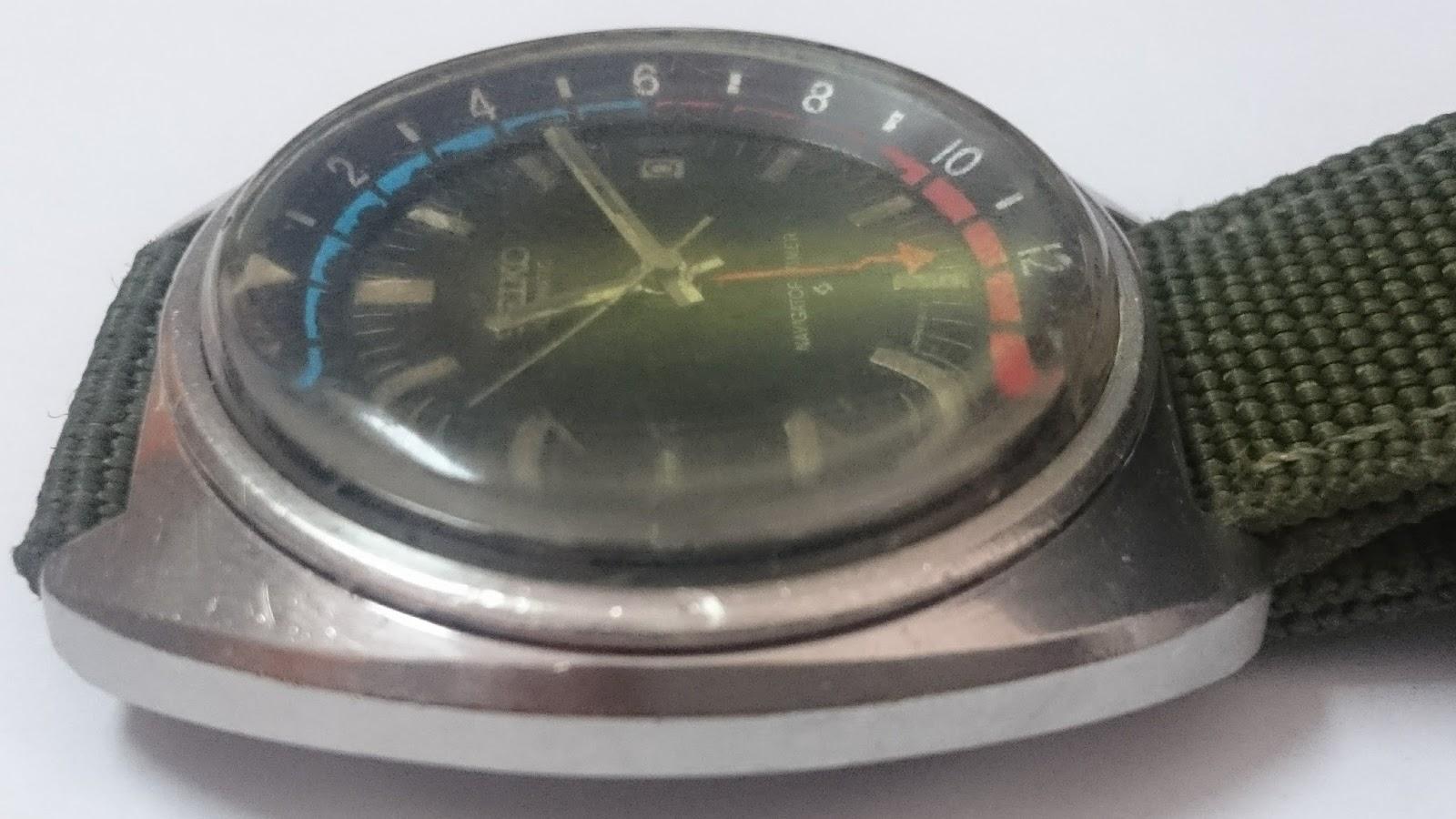 xDeath Market: (SOLD) Seiko Navigator Timer Ref. 6117-6410