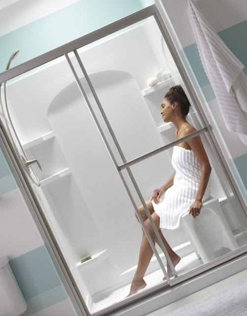 Расслабляющая ванна и душ Jumbo