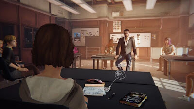 Life Is Strange Linux Gameplay
