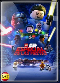 LEGO Star Wars: Especial Felices Fiestas (2020) DVDRIP LATINO