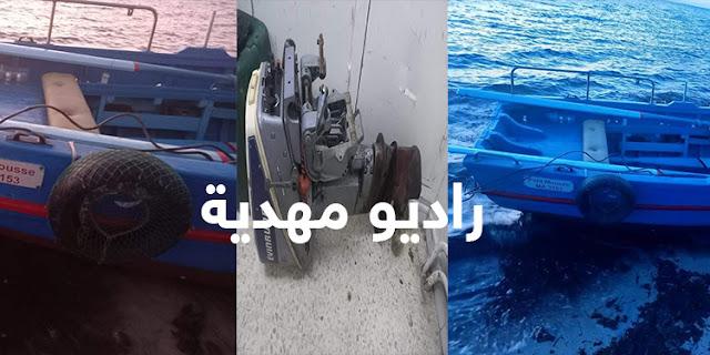 المهدية : إحباط محاولة هجرة غير نظامية وحجز قارب ومبلغ مالي