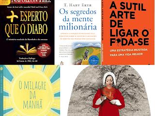 Livros mais vendidos de 2019