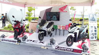 Honda Premium Matic Day Batam 2019