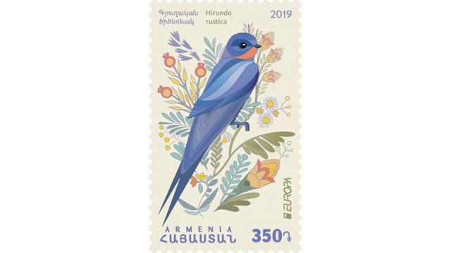 Haypost gana concurso de sellos de Europa