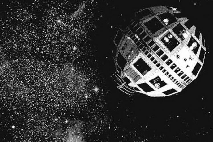 Inilah Satelit Komunikasi Pertama yang Diluncurkan Amerika