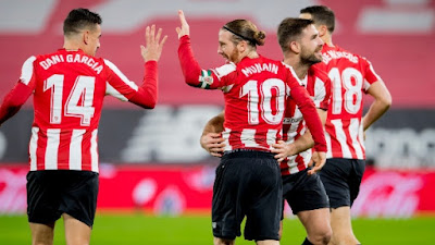 ملخص واهداف مباراة اتلتيك بلباو وخيتافي (5-1) الدوري الاسباني