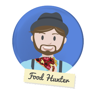 The Food Hunter