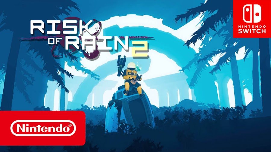 risk of rain 2 nintendo switch shooter hopoo games gearbox publishing