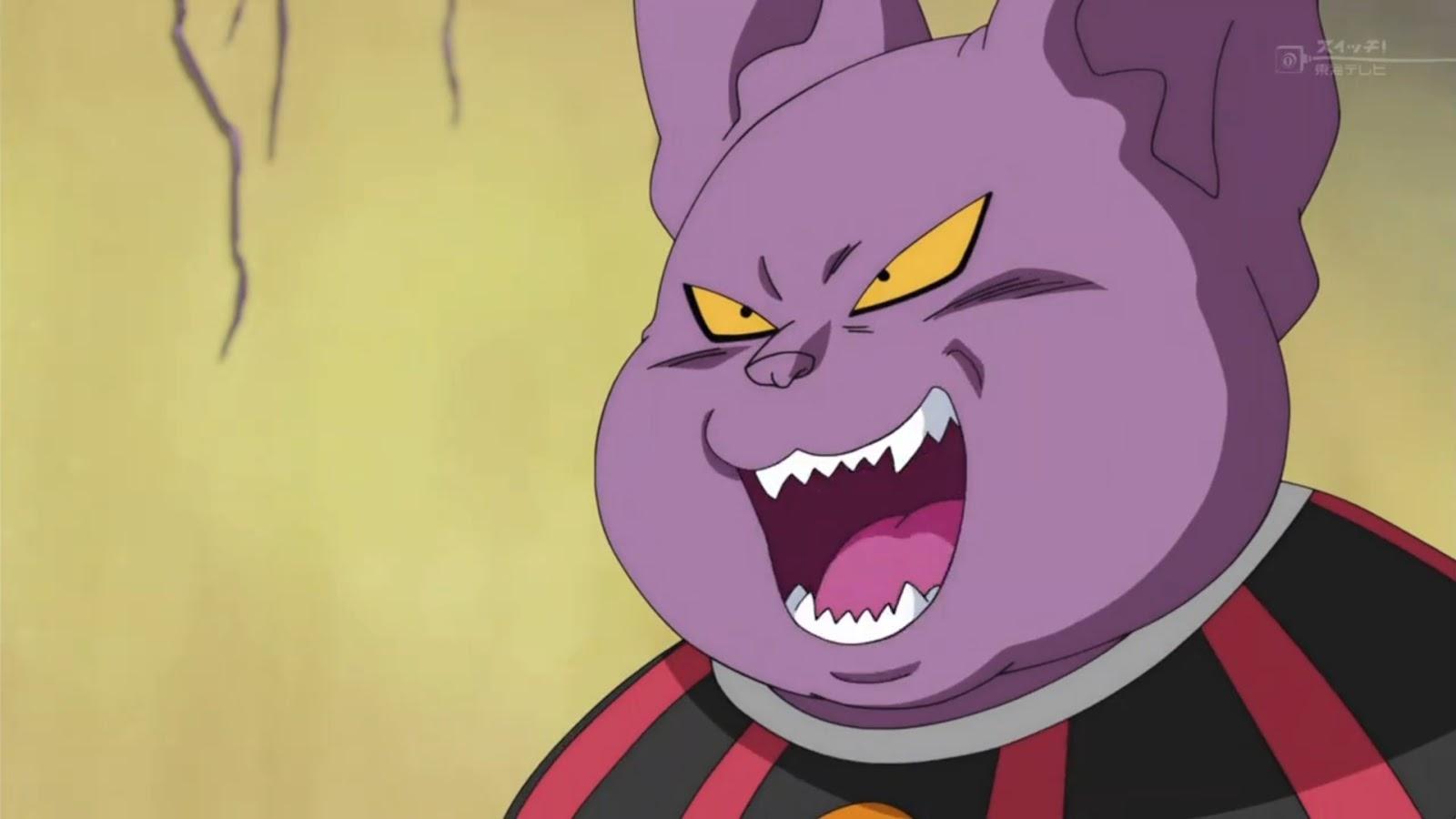 Dragon Ball Super: Episódio 28 – O Deus da Destruição do Sexto Universo!