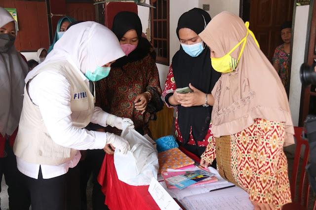 Fitri Harapkan Keberadaan Posyandu  Aktif Memberikan Pelayanan Kesehatan