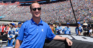 Peyton Manning, the two-time Super Bowl-winning quarterback and Nationwide member/spokesperson, will serve as the Honorary #NASCAR Pace Car Driver.