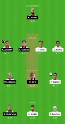 PCC vs UCC Dream11 team prediction | CZECH T10 2020