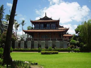 Carlo Capotorto di Bergamo in viaggio per il mondo - Taiwan (Formosa)