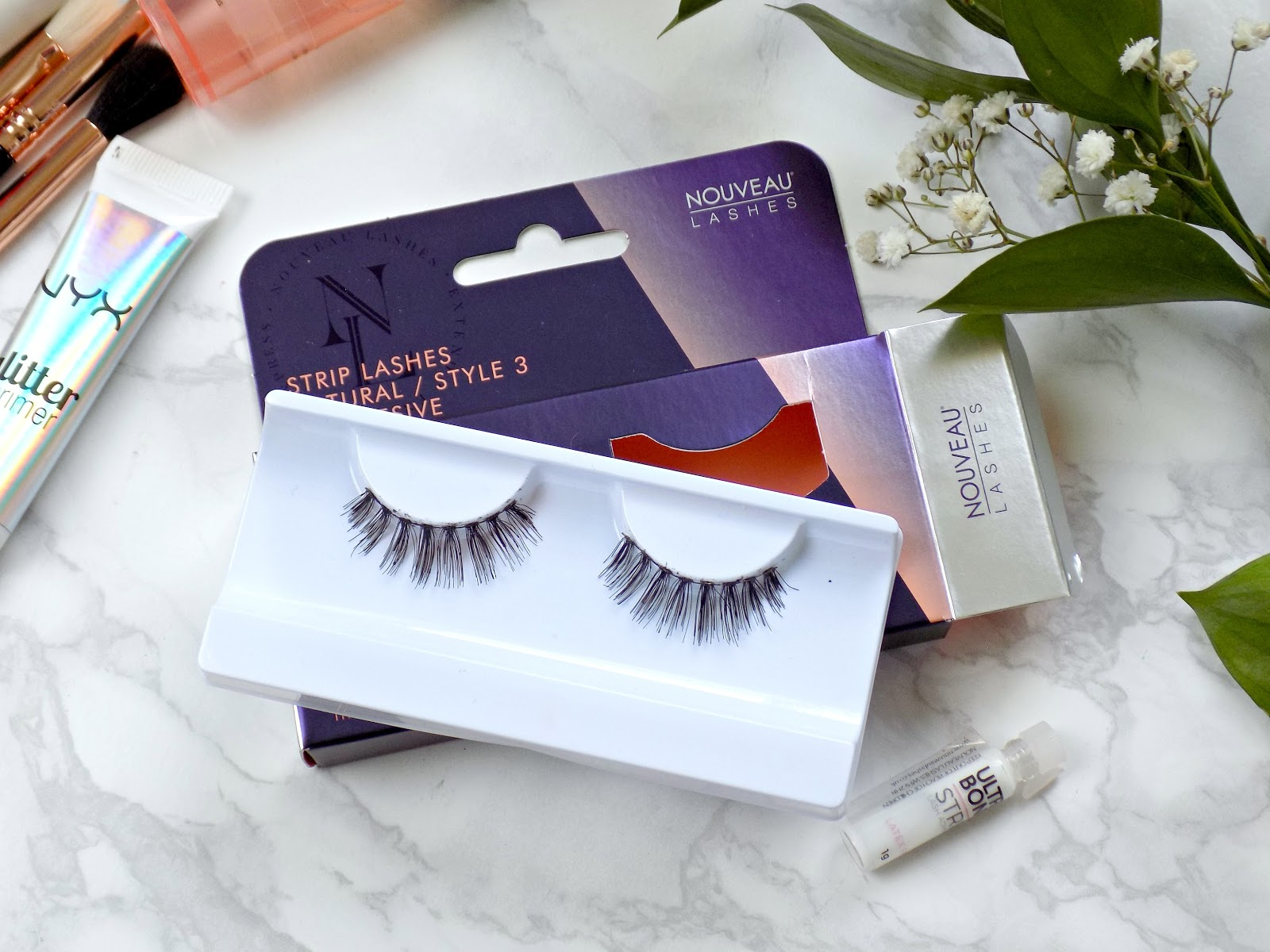 Nouveau Lashes Natural style 3