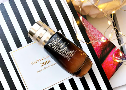Estee Lauder Advanced Night Repair Eye Concentrate Matrix - mój ulubiony krem pod oczy.