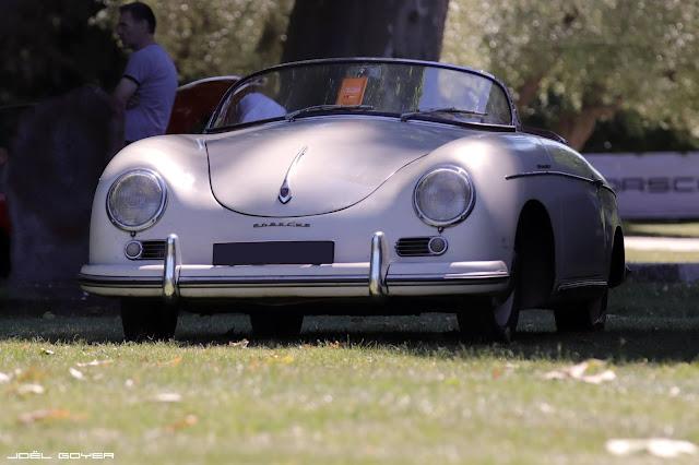 Porsche 356 Speedster dans son jus
