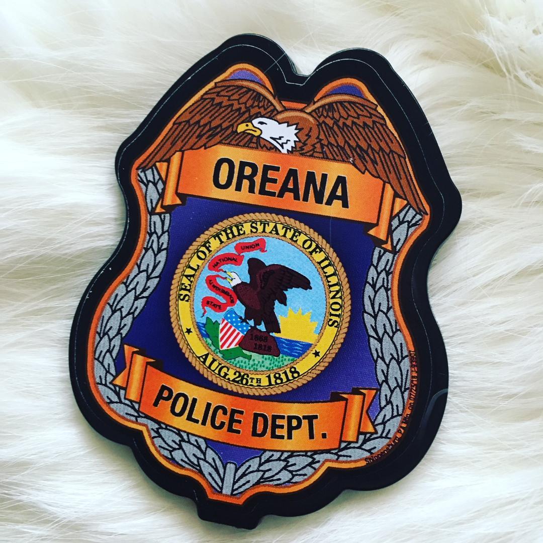 c840ed7ed7 Picture 3/24: Oreana Badge