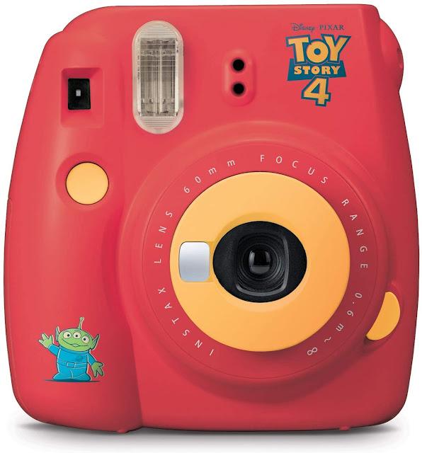 Pixar Fest Toy Story Themed Fuji Instax Mini Camera