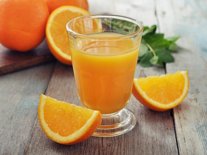 Suco de laranja durante a gravidez - beba ou evite