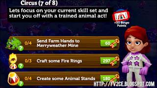 FV2CE Circus