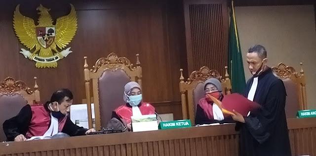 Ajukan JC, Wahyu Setiawan Siap Bongkar Dugaan Kecurangan Pilpres 2019