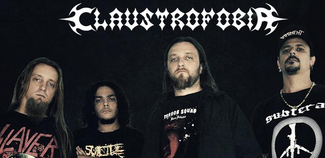 banda claustrofobia