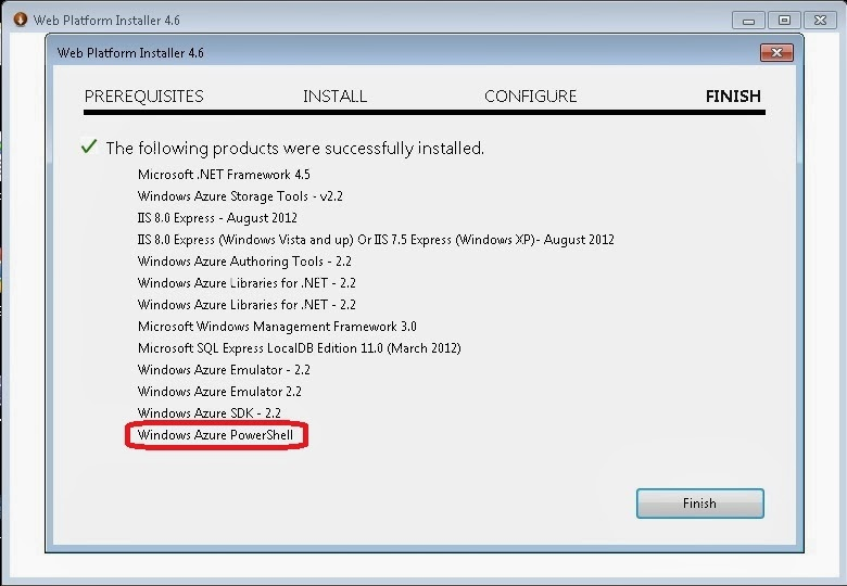 Happy SysAdm: First steps in Windows Azure with Powershell
