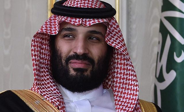 Crown Prince Mohammad bin Salman 'moves military troops to Riyadh to protect him from possible COUP' as exiled Saudi Prince warns of plan to topple him