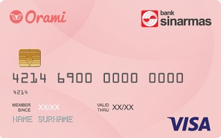 Orami Credit Card
