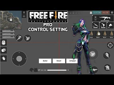 Best Claw Setup for FreeFire