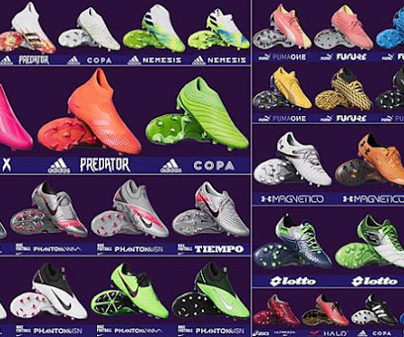 PES 2020 Bootpack V5.0 AIO