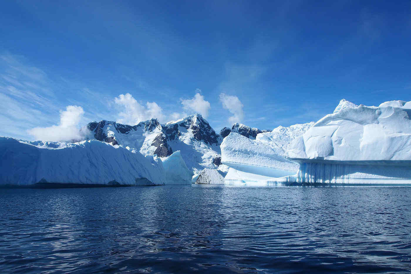 antarctica - 15 most beautiful places on earth