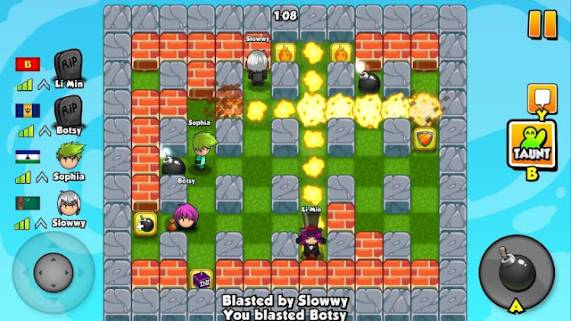 Bomber Friends Hileli APK v3.70