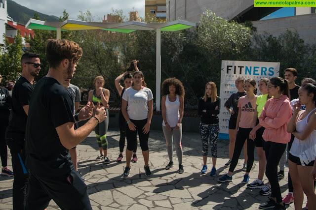 """Los modelos amateur de la semana de la moda reciben formación nutricional y deportiva a cargo de """"Fitners"""""""