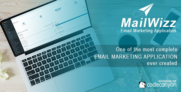 MailWizz php script NULLED–Email Marketing Application