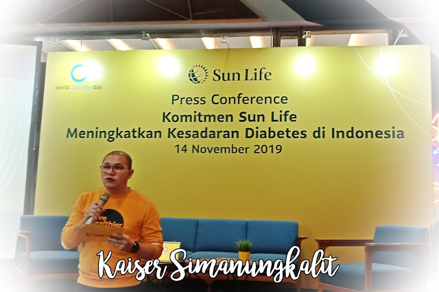 Diabetes Sun life Resolution Run