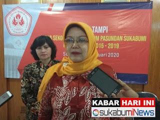 Ketua lama STH Pasundan Sukabumi