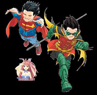 Superboy y Robin 02
