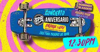 GRAN Concierto Aniversario SPR SHOP Bogotá