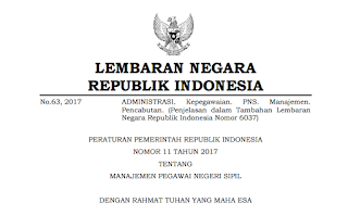 penjelasan-pp-nomor-11-tahun-2017-tentang-manajemen-pns-pdf