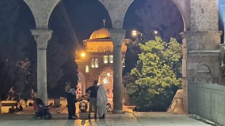 Isra' Mi'raj dan Problematika al-Quds
