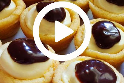 Perfect Cream Pie Cookie Bites Recipe #cookies #cream #pie #cookiesrecipe #cookiesbites