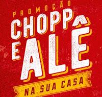 Promoção Chopp Brahma Express e Alê ESPN na sua casa choppbrahmaexpress.com.br/promoale
