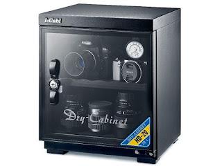 [REVIEW] Tủ chống ẩm Dry Cabi và tủ chống ẩm FujiE