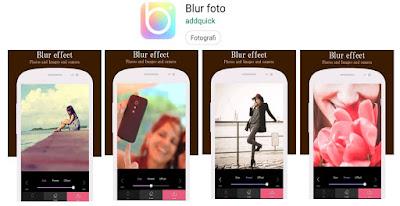 edit foto blur latar belakang