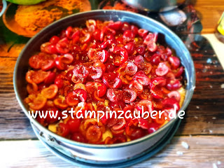 Kirschpfanne Foto von Silvi Provolija