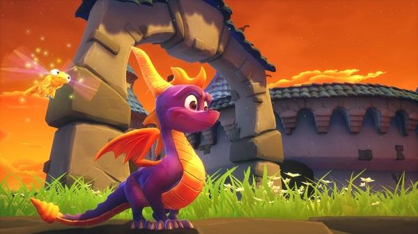 Spyro Reignited Trilogy Story