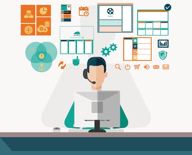 guide help desk setup software
